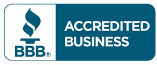 Better Business  (BBB) Accredited Business Logo